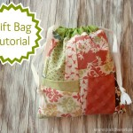 how to make a gift bag tutorial / patchwork posse