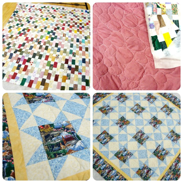 machine quilting with your sewing machine