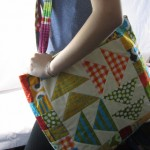 quilt block bag tutorial