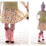 childs skirt