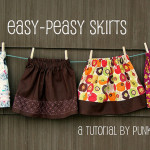 Easy Peasy Skirt