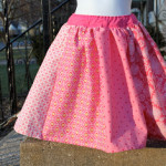 flirty skirt tutorial