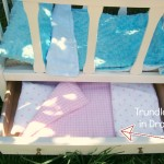 magazine rack doll bed with trundle bed