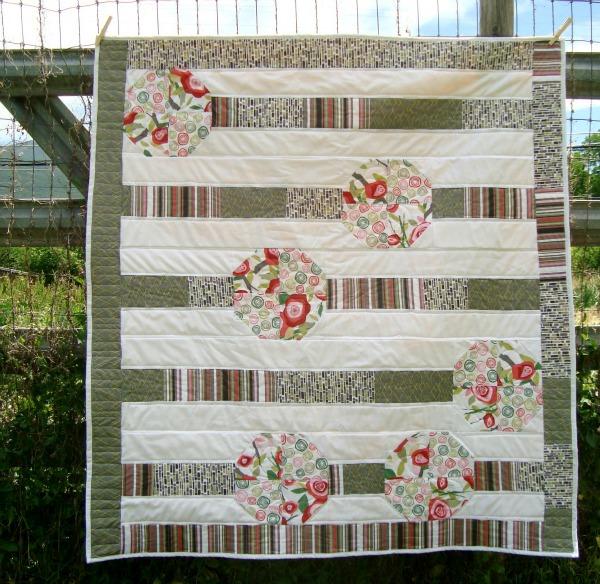 garden path quilt pattern / patchwork posse