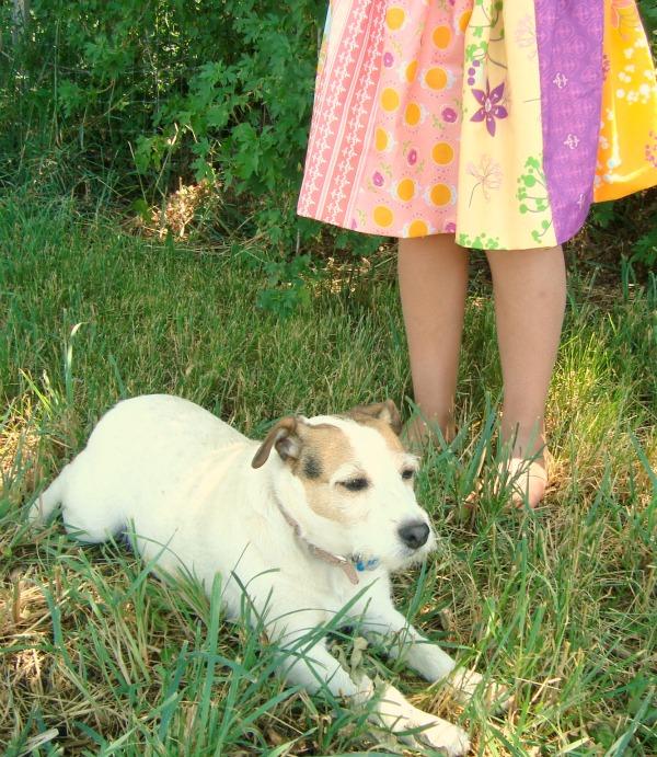 patchwork elastic waist skirt tutorial #patchwork #skirt / patchwork posse