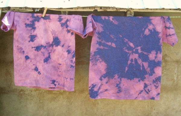 bleach tie-dye tutorial / patchworkposse