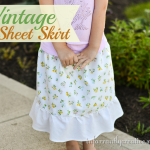 vintage sheet tutorial