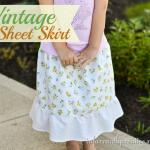 vintage sheet tutorial