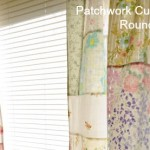 Patchwork Curtain Round UP