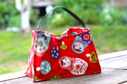 lunch bag by pretty prudent