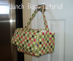 lunch bag tutorial krafting with k