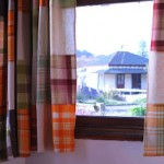 patchwork woolen curtains by piou piou