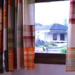 patchwork woolen curtains by piou piou