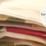 printable card of pre cut fabric sizes / patchworkposse.com #fatquarter #fabric