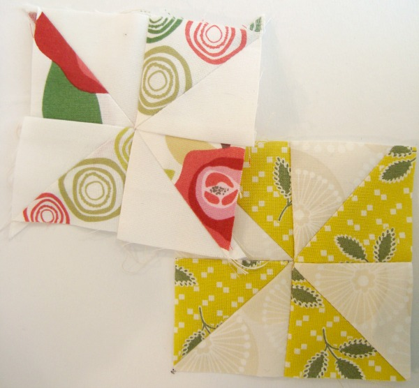 quilt blocks for pattern weight