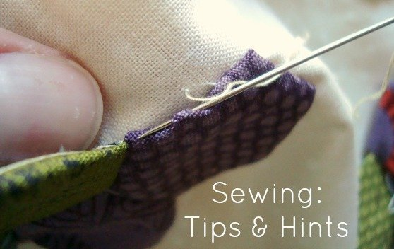 sewing tips and hints. What do these things mean? patchworkposse.com