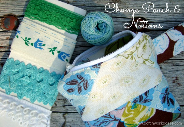 change pouch purse essential giveaway!