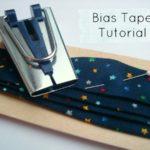 bias hem tape maker tutorial. Make your own hem or binding / patchworkposse.com