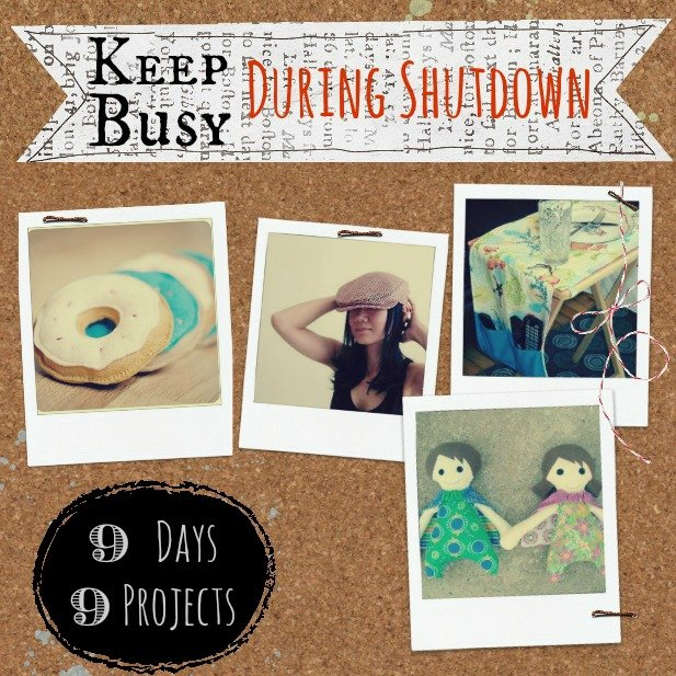 Keep Busy During Shutdown | 9 Days 9 Projects
