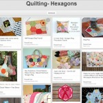 hexagon inspiration board on pinterest. Follow the collection! patchworkposse.com