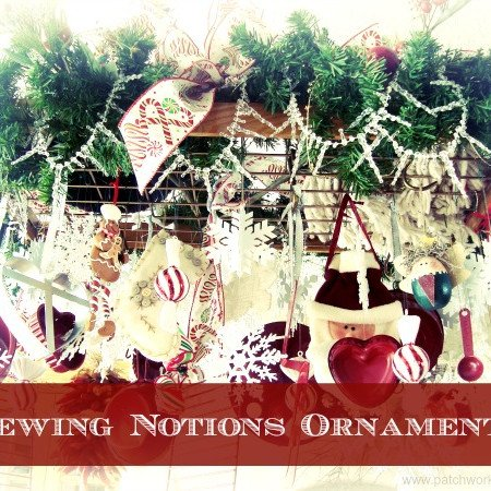 sewing notions ornaments