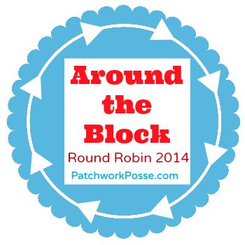 Grab button for Patchwork Posse Round Robin