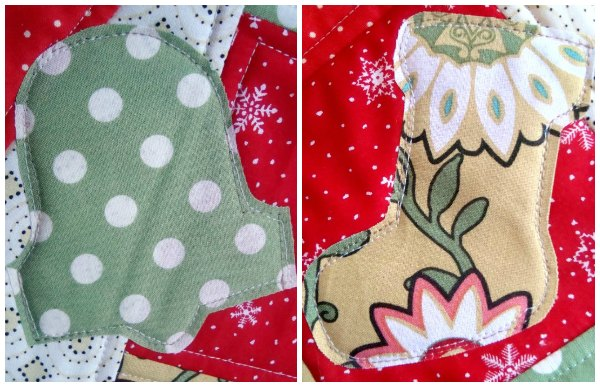 holiday applique