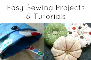 easy sewing projects and tutorial | patchwork posse