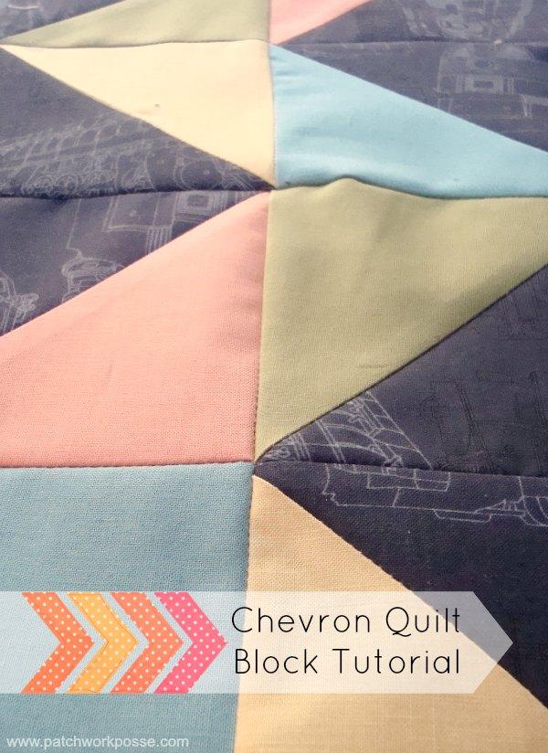 chevron quilt block tutorial  5 inch squares   patchwork posse