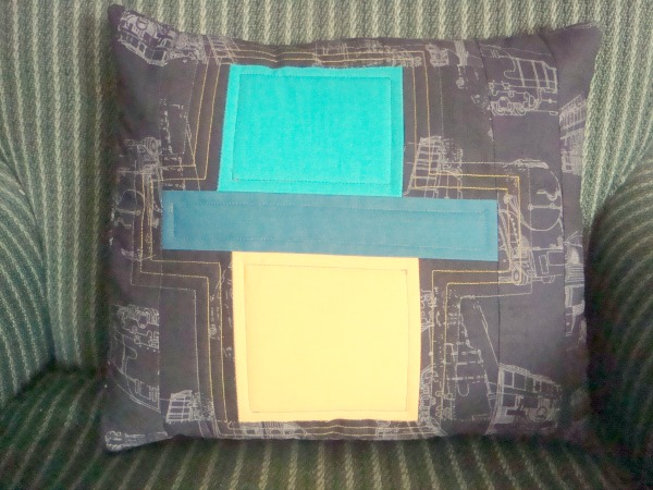 echo quilting how to   patchwork posse