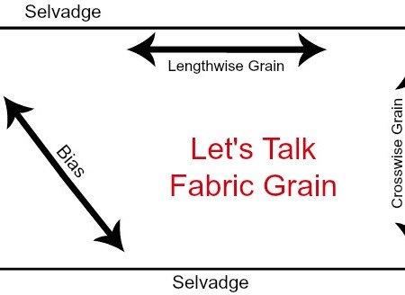 Fabric Grain