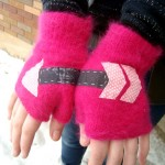 How to make a Fingerless Gloves Pattern
