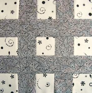 hashtag quilt block tutorial | patchwork posse