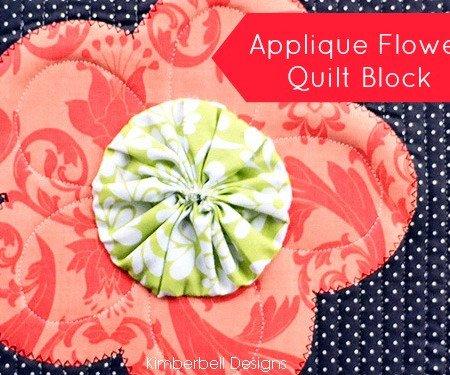 round robin quilt block 3