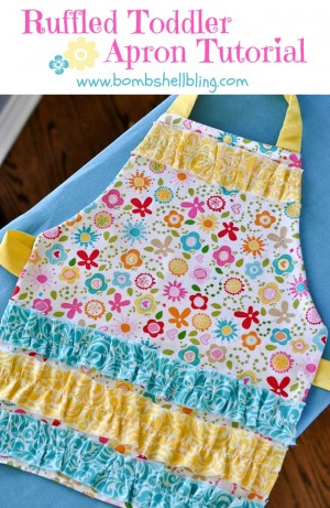 Ruffled-Toddler-Apron-Tutorial-from-Bombshell-Bling