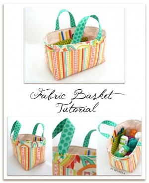 fabric baskett