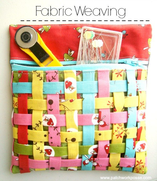 Fabric Weaving How To