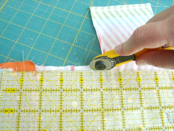 quilt as you go binder tutorial | patchwork posse
