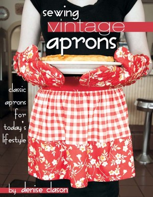 vintage apron tutorial