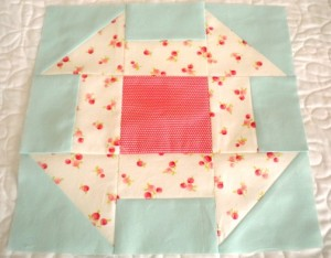 Block 8 - Sherri of A Quilting Life