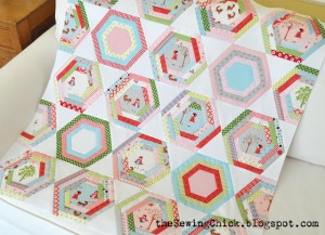 Hexagon Quilt Pattern 20 Designs and Ideasto Sew Your Next Hexie Quilt : hexagon quilts patterns - Adamdwight.com