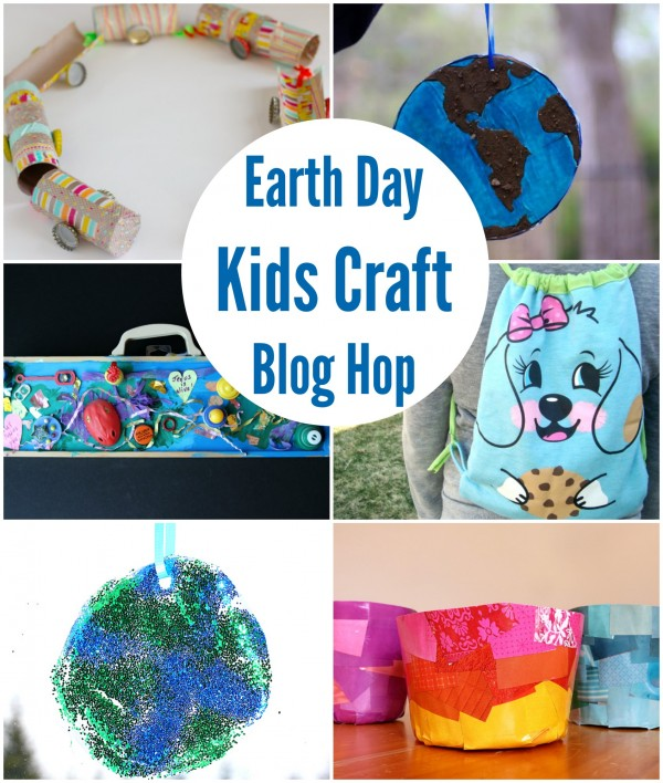 Earth Day Kids Craft Blog Hop