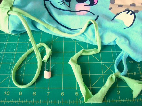 Create a Backpack for kids