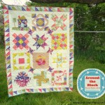 around the block quilt along | round robin 2014 | patchwork posse