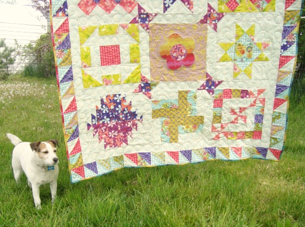 around the block quilt along | round robin 2014 | patchwork posse