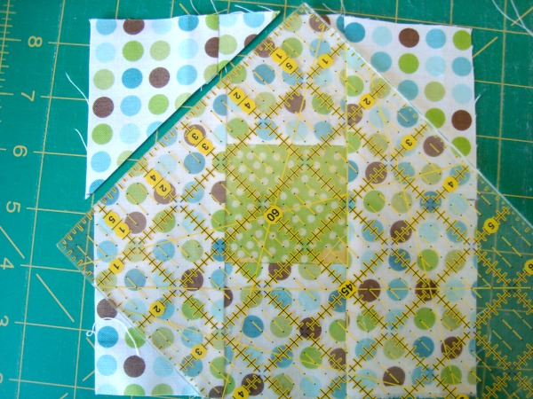 Pineapple Quilt Block Tutorial
