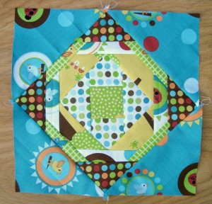 pineapple quilt block tutorial | patchworkposse #quiltblock #freepattern