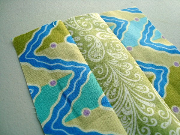 how to sew strips of fabric together | patchwork posse #sewing #quilting #tutorial