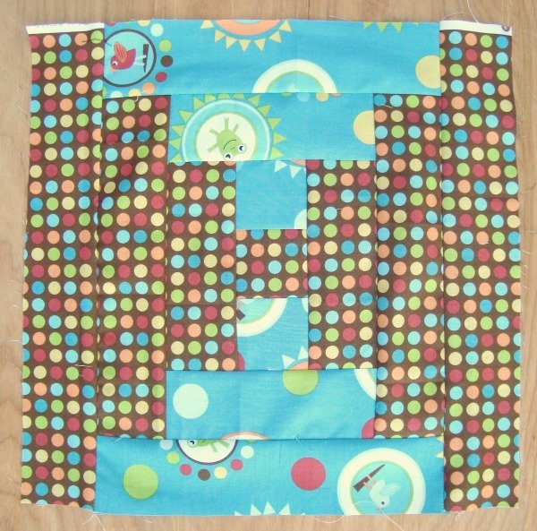 courthouse steps quilt block tutorial | patchworkposse #quiltblock #freepattern
