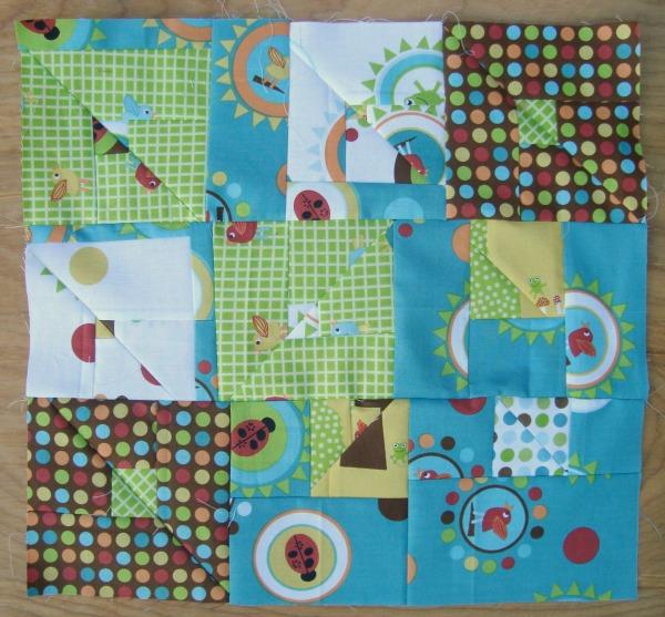 Scrappy Doll Quilt Tutorial - : doll quilt pattern instructions - Adamdwight.com